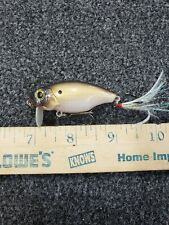 Wakebait Crankbait Custom Painted Fishing Lure