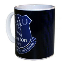 EVERTON FC HALFTONE NEW DESIGN CERAMIC TEA COFFEE MUG CUP LFC XMAS GIFT