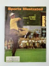 New listing Vintage Sports Illustrated June 26, 1967 Jack Nicklaus U.S. Open Golf