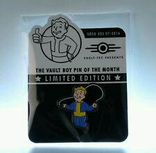 Fallout - Limited Edition Pin Badge - Endurance - New Sealed