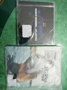 MARCO MENGONI CD + CD MARCO MENGONI ATLANTICO ON TOUR LIMITED EDITION LIVE NUOVO