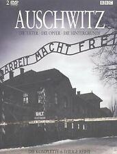 Auschwitz (2 DVDs) von Laurence Rees | DVD | Zustand gut