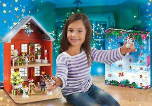 Playmobil Adventkalender Weihnachten i. Stadthaus  OVP neu
