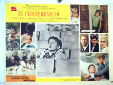 ¡ONLY AVAILABLE 24h.!/ Incompreso/Anthony Quayle/1966/OPTIONAL SET/55092/1 MEXIC