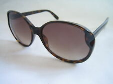 MARC BY MARC JACOBS LADIES SUNGLASSES MMJ 368 086 HA HAVANA BROWN BNWT GENUINE