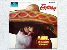 "Vinyl-12""-LP # Manuel and His Music of The Mountains # Ecstasy # 1963 # g-/vg+"