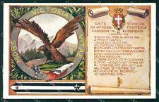 Militari Reggimentali 66º Reggimento Fanteria Fascismo Boeri cartolina XF5250