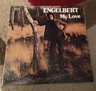 Humperdinck Engelbert - My Love - 12' Vinyl LP Record