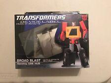 Takara Tomy Transformers Device Label broad blast (USB hub)
