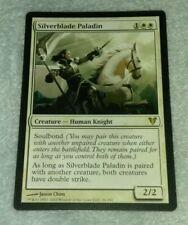 LP Silverblade Paladin Avacyn Restored English Rare MTG  MAGIC THE GATHERING