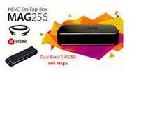 MAG256 IPTV 100% Genuine + *12 months IPTV