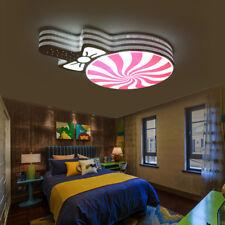 Stylehome® LED Deckenlampe Kinderlampe Süßigkeit Leuchte Kinderzimmer dimmbar
