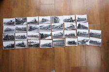More details for locomotives train railway photos photographs x30 ref f lms gwr