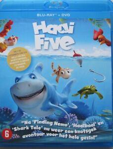 HAAI FIVE   - BLU-RAY + DVD - 2 DISCS