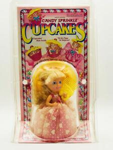 Rare Tonka Corporation Candy Sprinkle Cupcakes Taffy Tami, MOC, NRFP