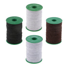 500 Meters Strong Stretchy Elastic String Cord Thread For DIY Crafting 0.5mm