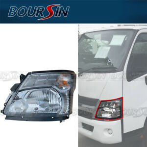 Headlight For Hino 155 195 195h 195h DC 300 Headlamp 2012-2020 Driver Side
