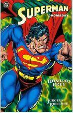 Superman/Doomsday: Hunter/Prey # 2 (of 3)  (USA,1994)