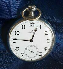 Original alte Omega Taschenuhr   funktionsfähig  1925