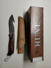 Benchmade 15003-2 Fixed Saddle Mountain Skinner w/Hook small cut description