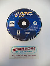 007 World Is Not Enough (Sony PlayStation 1 2 3, 2000) RESURFACED Game Disc Only