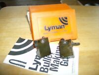 36 cal. round ball mould, .350 dia. lyman, new old stock, pristine