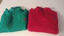 Ralph Lauren Men's Polo Golf Sweaters-Qty. 2
