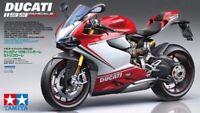 Tamiya Ducati 1199 Panigale S Tricolore / 1199S 1:12 Bausatz 14132 Motorrad Moto