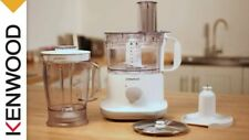 KENWOOD FDP301WH MULTIPRO COMPACT FOOD PROCESSOR & BLENDER, WHITE, 800W (N)