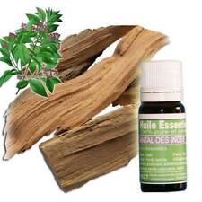 Huile essentielle de Santal des indes 10 ml HECT Certifié 100% pure sans mélange