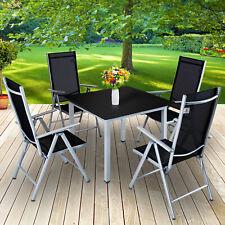 Garten Tische Stuhl Sets Aus Aluminium Mit Bis 4 Sitzplätzen
