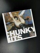 Chunky Bits, Ashley Wood Art Book by ThreeA Publishing, 3A Toys