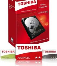Toshiba P300 High Performance Hard Drive 2TB Interne 3,5 Zoll Festplatte Neu!
