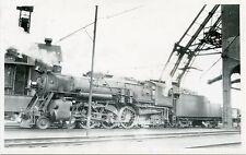 5H852 RPPC 1940/50s? MAINE CENTRAL RAILROAD LOCO #466