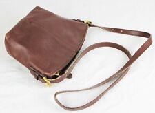 COACH B8C-4107 Vintage SOHO Leather Crossbody BAG Brown USA 248 G