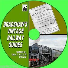 114 HISTORIC STEAM TRAIN BOOKS BRADSHAWS VICTORIAN RAILWAY GUIDES JOURNEYS MAPS