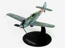 ATLAS 1/72 WWII FIGHTERS LUFTWAFFE FOCKE-WULF FW190 D-9 GERHARD BARKHORN 1945