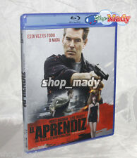 El Aprendiz - The November Man -1 Blu-Ray Disc Region Free en Español Latino