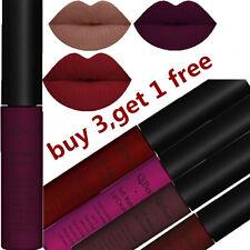 34 Colori Sexy Impermeabile Opaco A Lunga Durata Liquido Rossetto Trucco Labbra