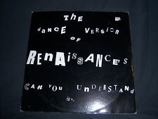 Etheral Beat E.F. 050 Renaissance - The Dance Version of Can You Understand 1988