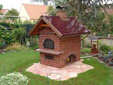 Bauanleitung für Holzbackofen Steinbackofen Pizzaofen