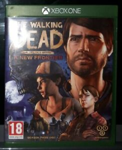 THE WALKING DEAD A NEW FRONTIER XBOX ONE