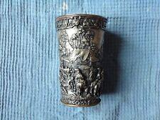 Godelet A Cidre Bronze Argente