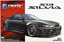 Aoshima 50989 RASTY PS13 Silvia (NISSAN) 1/24 scale kit
