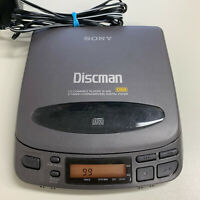 SONY Discman CD COMPACT PLAYER D-202 Power on Not Working 190510