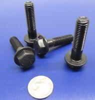 Flanged Cap Screw Bolt, Steel 10.9 Metric, PT, M10 x 1.5 x 40 mm Length, 25 Pc