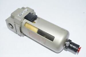 SMC AF40-N04D-Z filter, modular, AF MASS PRO