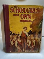 Vintage Girls Annual - THE SCHOOLGIRL'S OWN ANNUAL (1928)