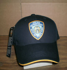 8d69ac7dfa4 New NYPD New York City Police Department Embroidered Adjustable Cap Hat OSFA