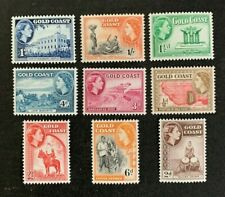 Gold Coast Stamps MH